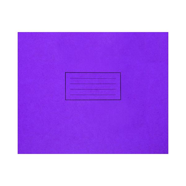 Silvine Handwriting Book 165 x 203mm Purple (25 Pack) EX190