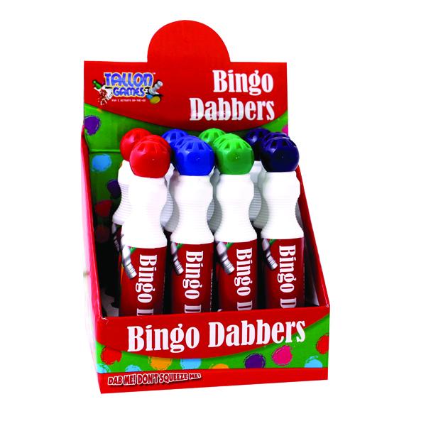 Marker Tallon Large Bingo Dotter (12 Pack) 1158