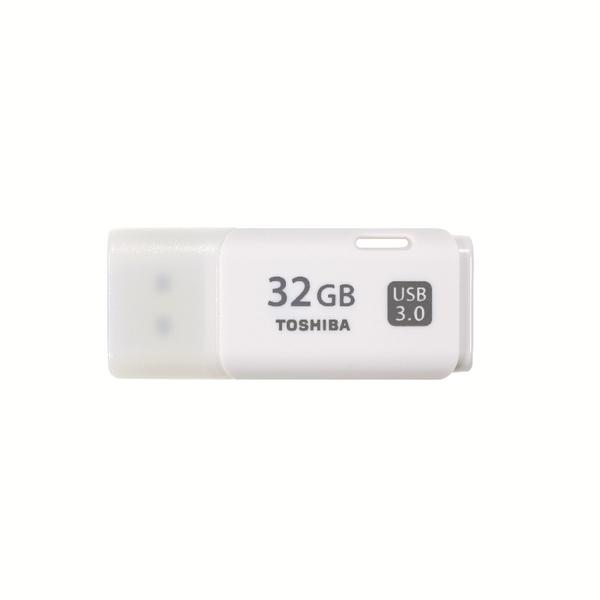 Toshiba TransMemory U301 USB Flash Drive 32GB USB 3.0 White THN-U301W0320E4