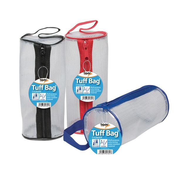 Tuff Bag Cylinder Pencil Case (12 Pack) 301341