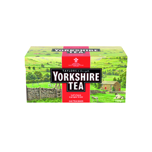 Tea Yorkshire Tea Bags (240 Pack) 1034