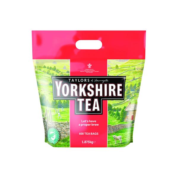 Tea Yorkshire Tea Tea Bag (600 Pack) 5006