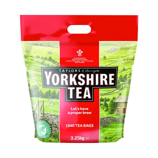 Tea Yorkshire Tea Cup Tea Bag (1040 Pack) 5007