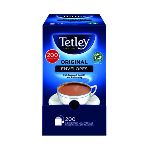 Tea Tetley Envelope Teabags (200 Pack) A08097
