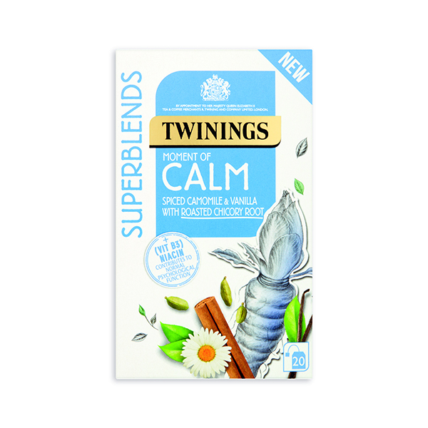 Cold Drinks Twinings SuperBlends Calm HT (20 Pack) F15169