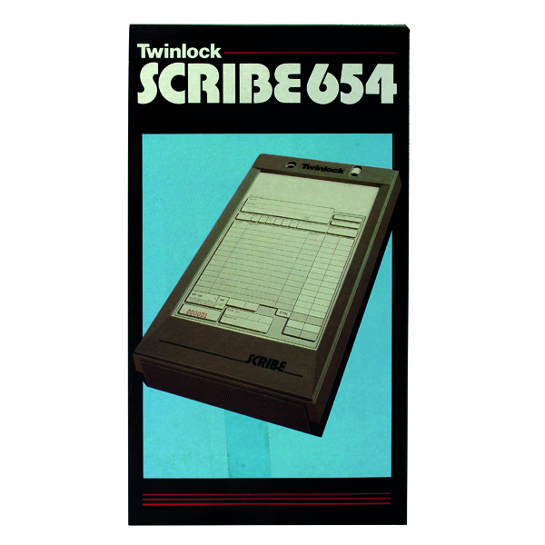 Miscellaneous Rexel Scribe 654 Register 165x102mm 71000