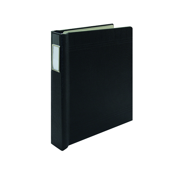 Accounts Binders & Refills Rexel Crown Black 3CB Binder 75035