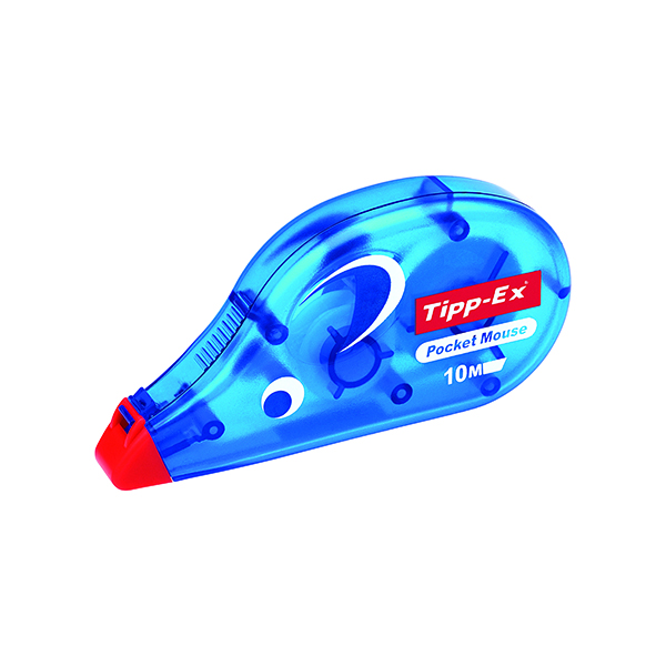 Correction Rollers Tipp-Ex Pocket Mouse Correction Roller (10 Pack) 820789