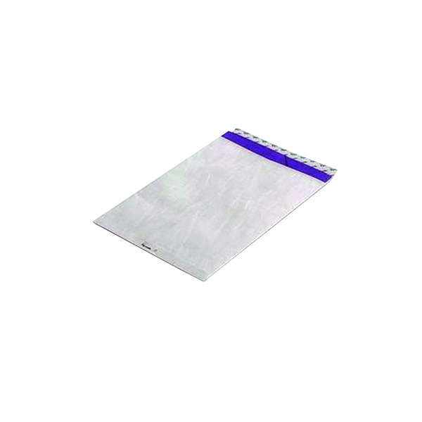 Tyvek B4A Envelope 330x250mm Pocket Peel and Seal White (100 Pack) 556524