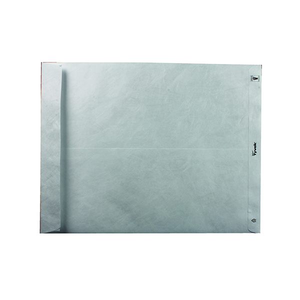 Tyvek Envelope 394x305mm Pocket Peel and Seal White (100 Pack) 558024