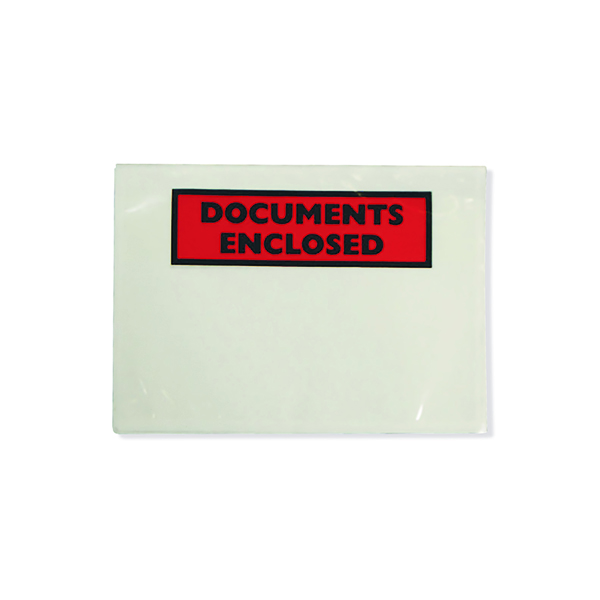 Documents Enclosed GoSecure Document Envelopes Documents Enclosed Self Adhesive A6 (1000 Pack) 4302002