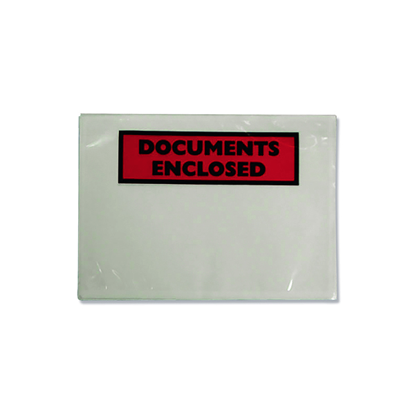 Documents Enclosed GoSecure Document Envelopes Documents Enclosed Self Adhesive A7 (1000 Pack) 4302001