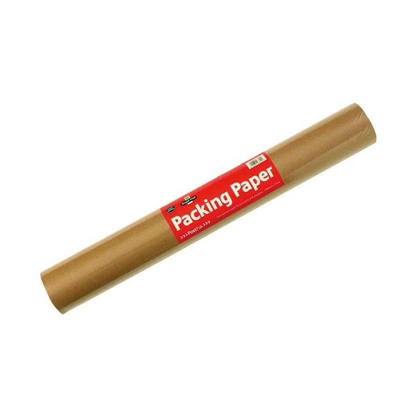 Paper Roll Post Office Brown Packing Paper 500mmx60m (30 Pack) 39116112