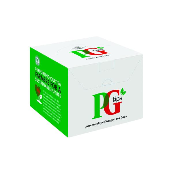 PG Tips Envelope Tea Bag (200 Pack) 15919699