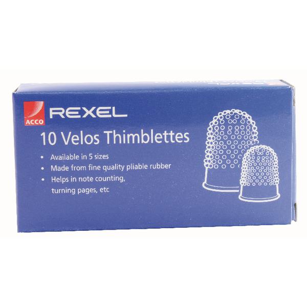 Thimblettes Size 0 (10 Pack) VL20304