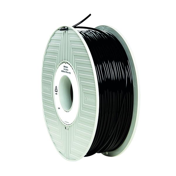 3D Printing Verbatim 3D Printer Filament ABS 2.85mm 1kg Black 55033