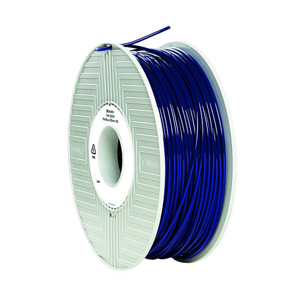 3D Printing Verbatim 3D Printer Filament PLA 2.85mm 1kg Blue 55332