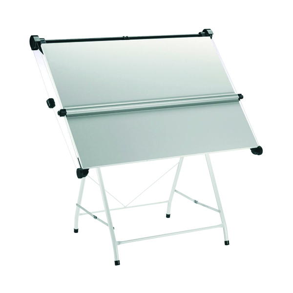 Vistaplan A0 Compactable Drawing Board with Stand E07995