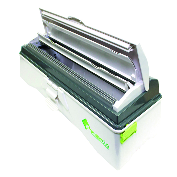Foil/Film Wrapmaster White Duo Dispenser 63M50