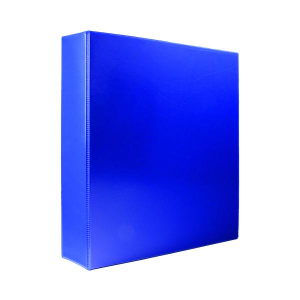 Blue 40mm 4D Presentation Ring Binder (10 Pack) WX01331