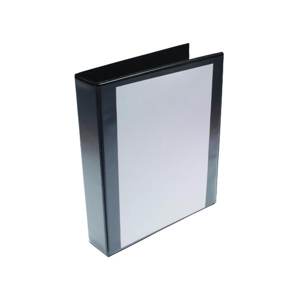 40mm Black 40mm 4D Presentation Ring Binder (10 Pack) WX01332