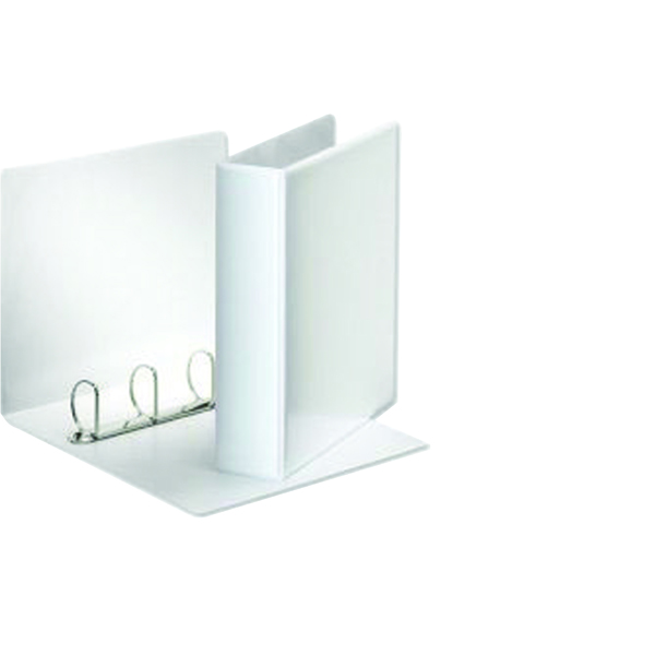 White 50mm 4D Presentation Binder (10 Pack) WX01333