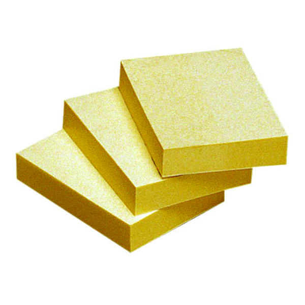 Yellow Quick Note Pads 40 x 50mm (12 Pack) WX10500