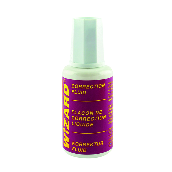Correction Fluid 20ml (10 Pack) WX10507