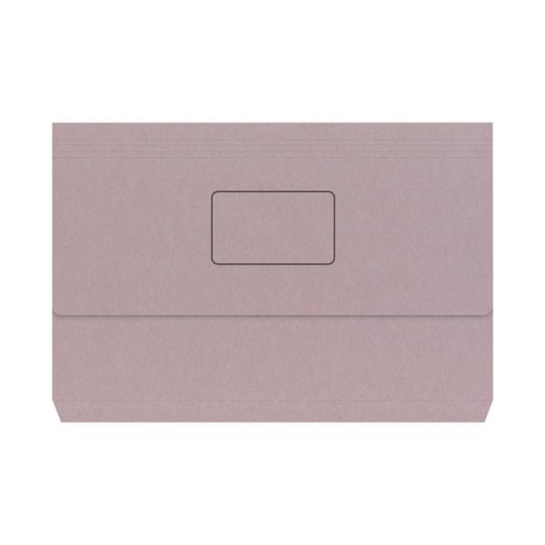 Buff Document Wallet (50 Pack) 45912PLAI