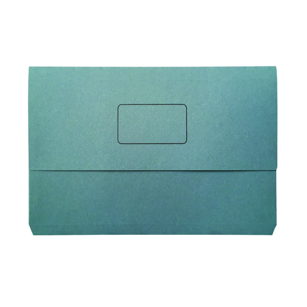 Blue Document Wallet (50 Pack) 45913EAST
