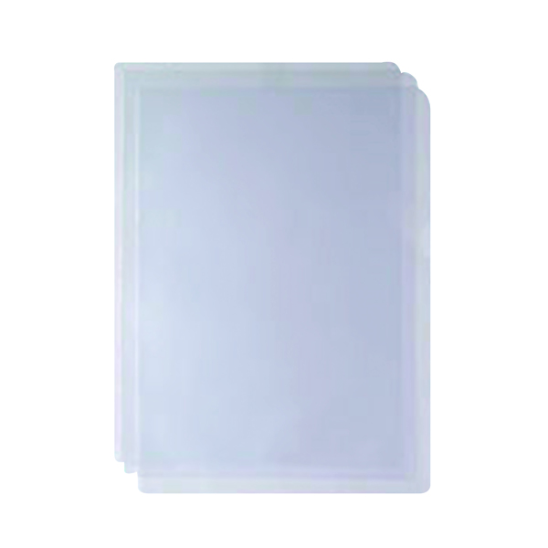 A4 A4 Cut Flush Folders (100 Pack) WX24002