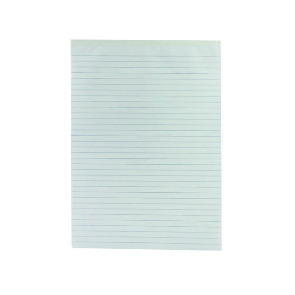 Ruled A4 Feint Memo Pad (10 Pack) WX32001