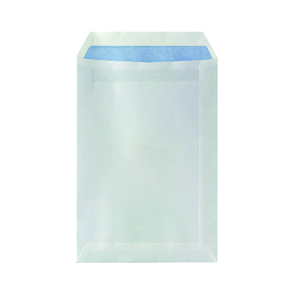 White Plain C5 Envelope 90gsm Self Seal White Boxed (500 Pack) WX3469