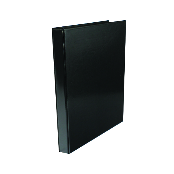 16mm Black 16mm 4-O Presentation Ring Binder (10 Pack) WX47602