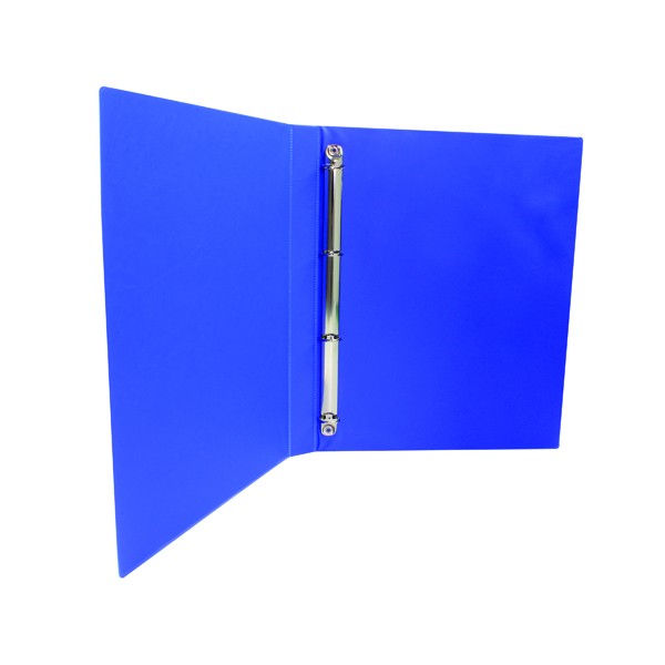 16mm Blue 16mm 4O Presentation Ring Binder (10 Pack) WX47604