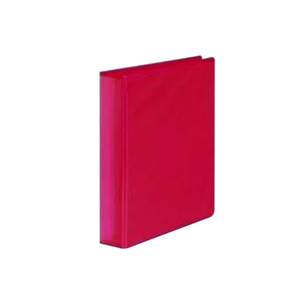 Red 50mm 4D Presentation Ring Binder (10 Pack) WX47658