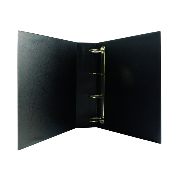 Black 50mm 4D Presentation Ring Binder (10 Pack) WX47660