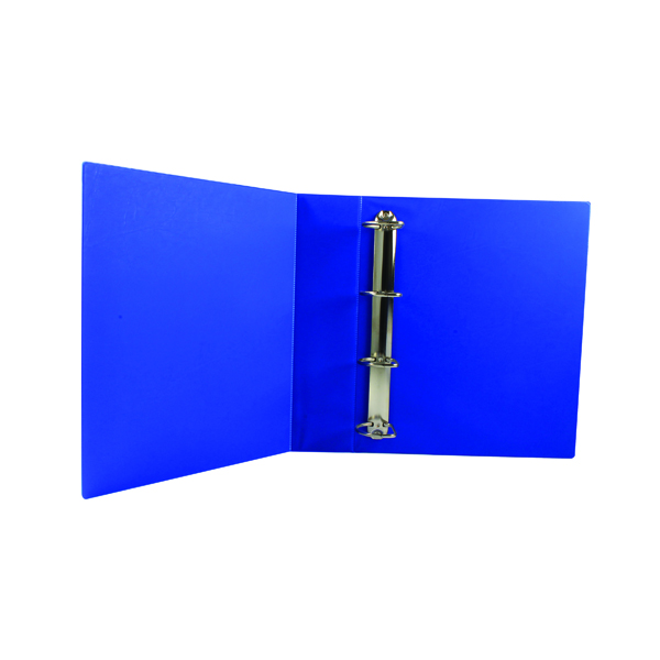 50mm Blue 50mm 4D Presentation Ring Binder (10 Pack) WX47662