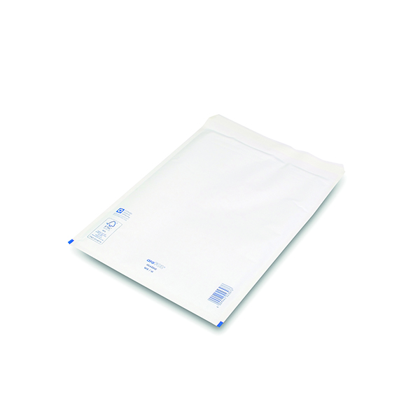 Bubble Lined Envelopes Size 8 270x360mm White (100 Pack) XKF71454