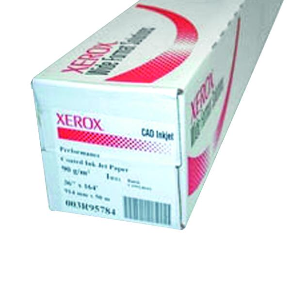 Xerox Performance White Coated Inkjet Paper Roll 914mm XR3R95784