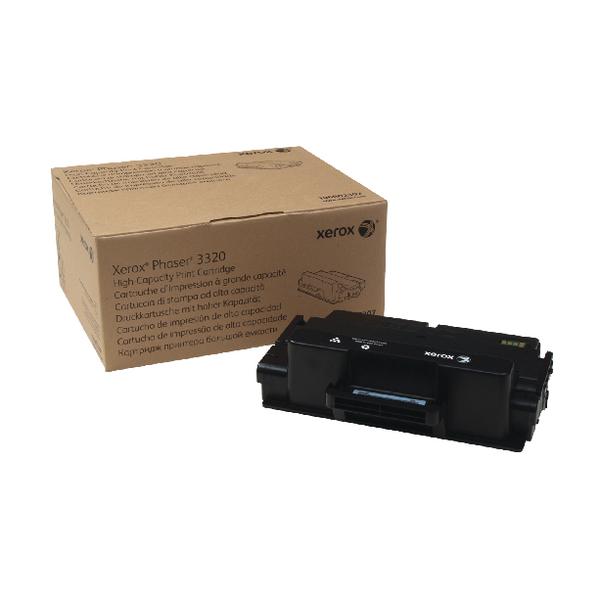 Drum Units Xerox Phaser 3320 High Yield Black Toner Print Cartridge 106R02307