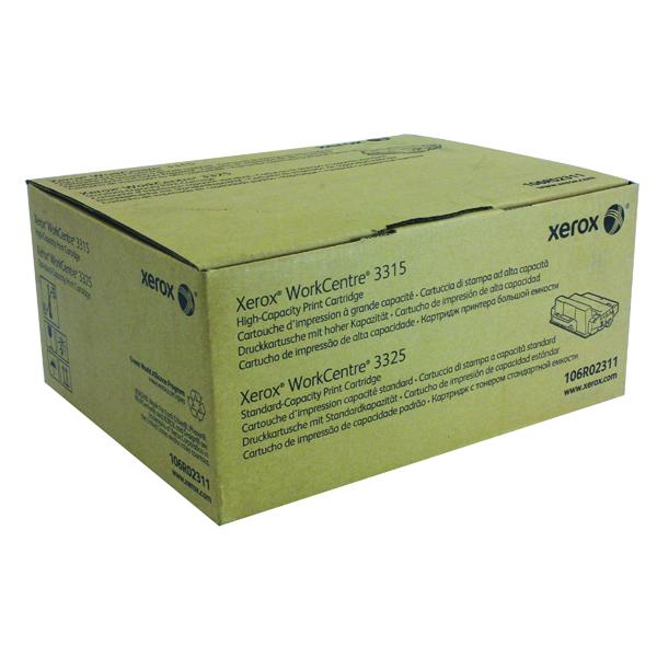 Drum Units Xerox Workcentre 3315/3325 Toner Cartridge Black 106R02311