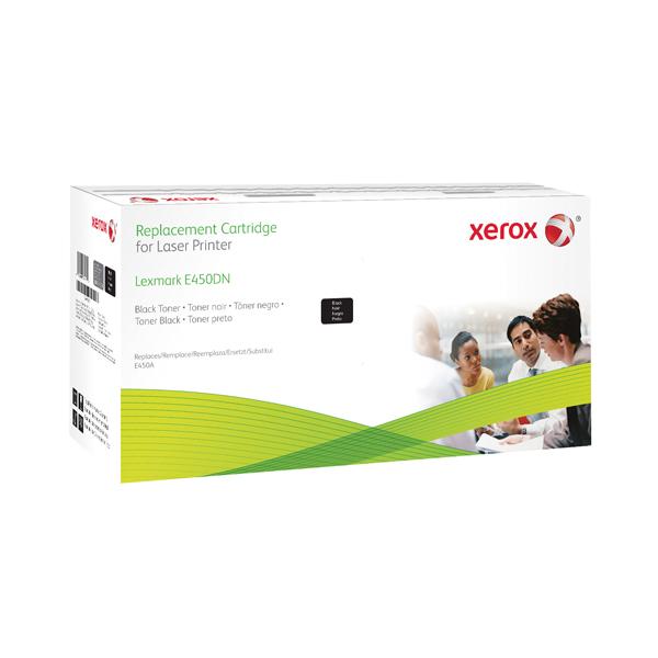 Unspecified Xerox Replacement Toner Black E450A21E E450A11E 106R01550