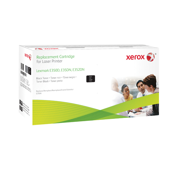 Unspecified Xerox Replacement Toner Black E250A21E E250A11E 106R01552