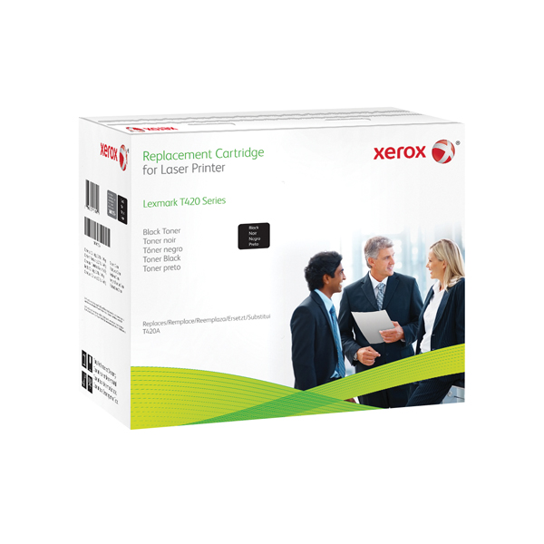 Unspecified Xerox Compatible Toner Black 12A7315 12A7415 106R01554