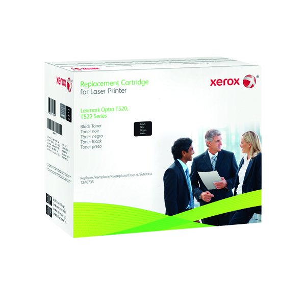 Unspecified Xerox Replacement Toner Black 12A6735 12A6835 106R01555