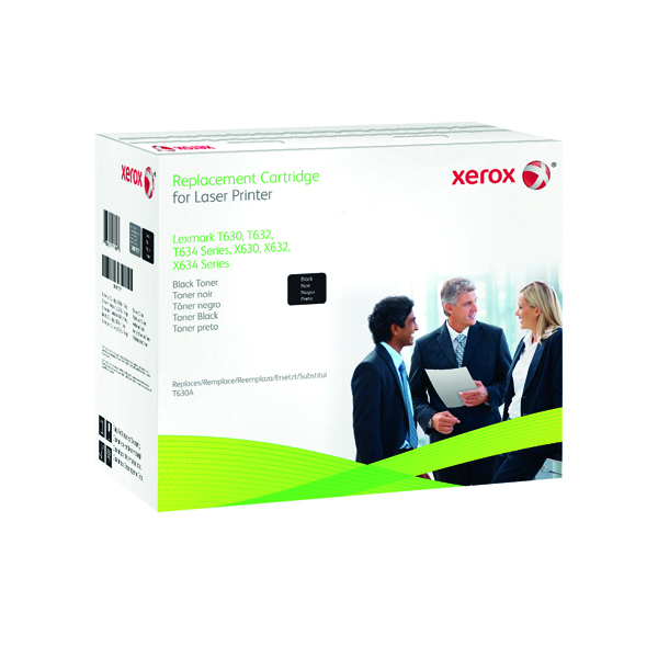 Unspecified Xerox Replacement Toner Black 12A7362 12A7462 106R01557