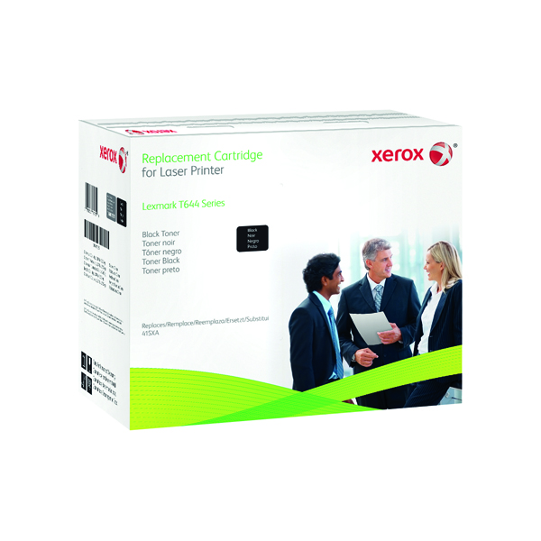 Unspecified Xerox Replacement Toner Black 64436XE 64416XE 106R01559