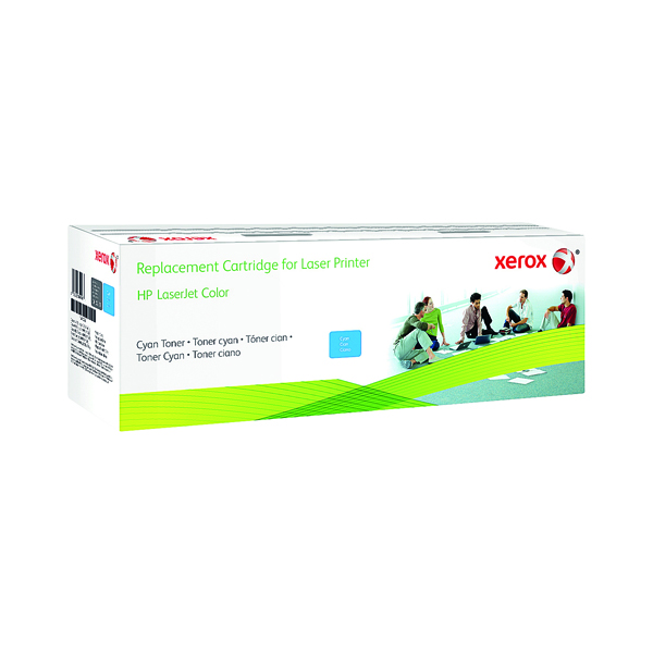 Unspecified Xerox Replacement Toner CF361X Cyan 006R03468