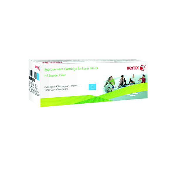 Unspecified Xerox Replacement Toner For HP CF541A 006R03614